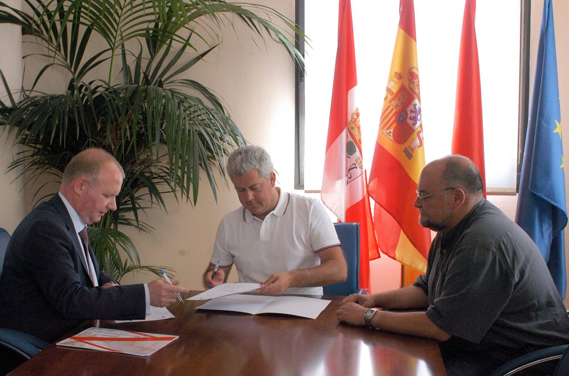 ProWorkSpaces sigue sumando colaboraciones con la firma del acuerdo con el Ayuntamiento de San Sebastián de los Reyes