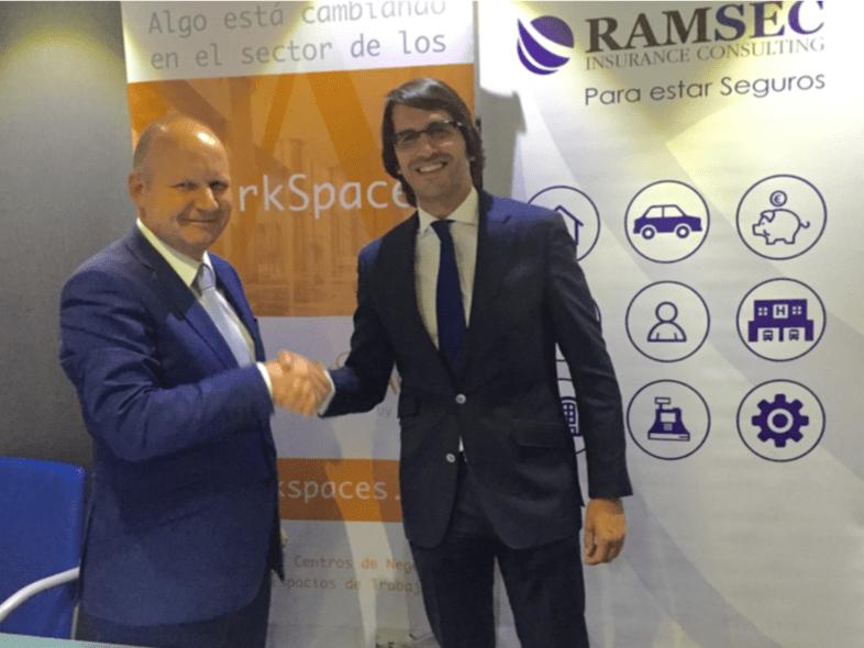 Acuerdo Exclusivo de Seguros para Centros de Negocios entre ProWorkSpaces y RAMSEC