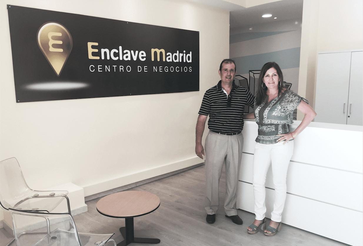 Enclave Madrid, el primer centro de coworking y de negocios flexible en el Polígono de las Mercedes