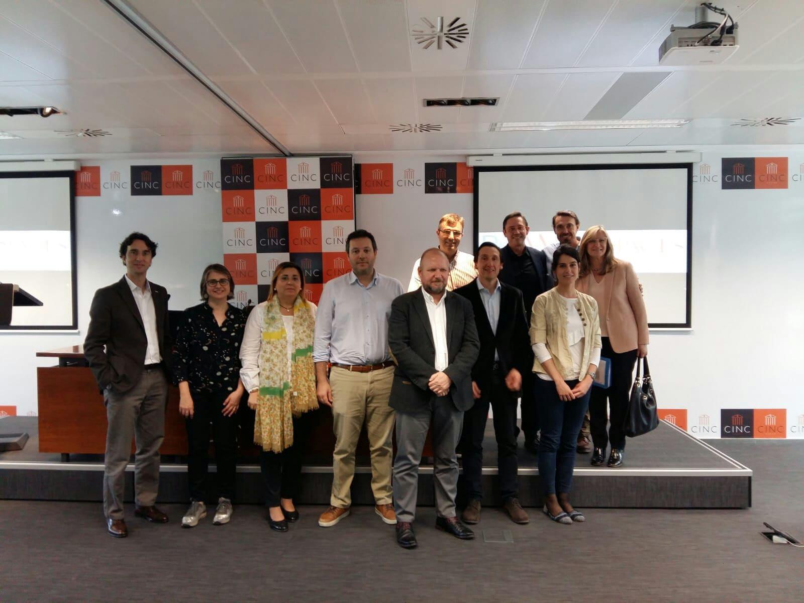 ProWorkSpaces celebra su Asamblea anual en Barcelona