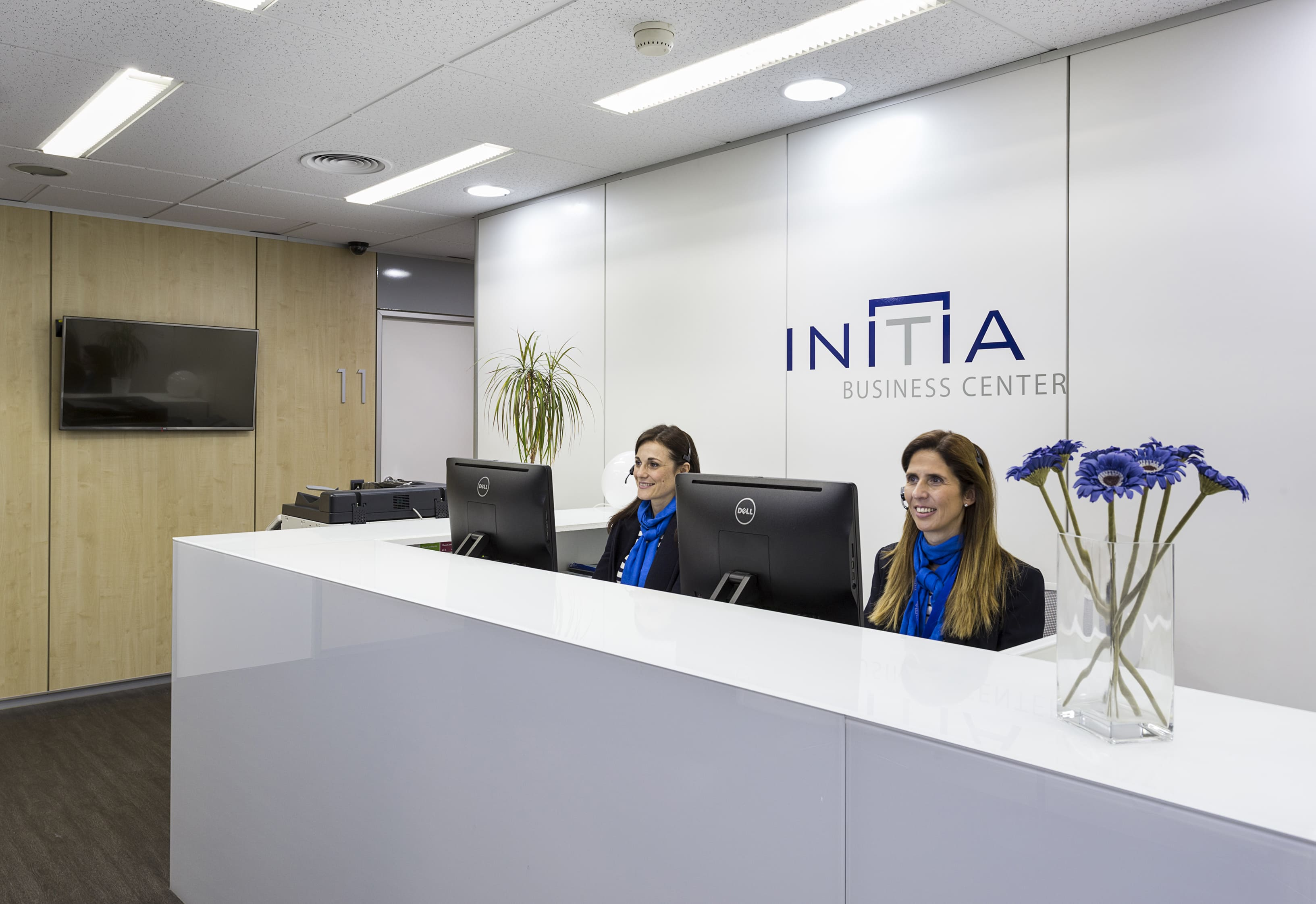INITIA Business Center consigue 4 Estrellas en la Certificación y Categorización de Tüv Rheinland y ProWorkSpaces